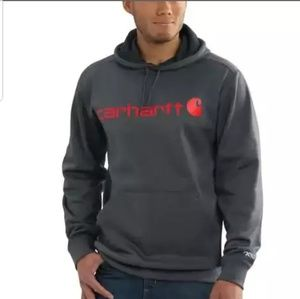 NEW Carhartt Force Extremes Hooded Sweatshirt Sz L